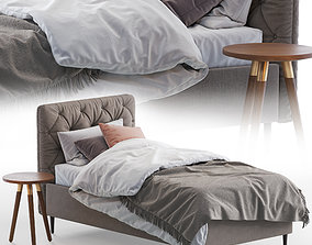 3D Bolzan Bed COROLLE BOX