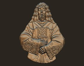 3D print model Christ rescued Spanish Catholicism in Stl 1