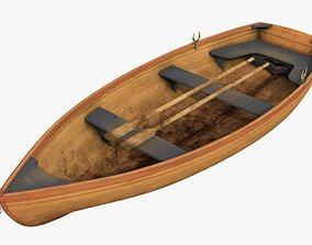3D Boat 01 a