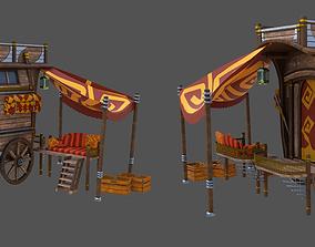Caravan Part 4 3D model