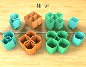 Ambiguous Cylinder 3D Printable Models -
