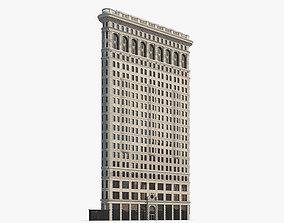 3D Flatiron Building