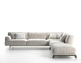 Tribeca Sofa 3D