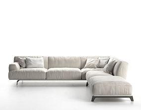 3D model Tribeca Sofa