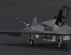 Lockheed Martin f-117 Nighthawk 3D