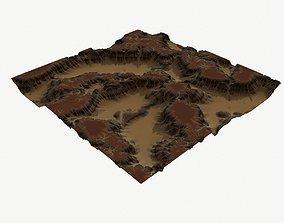 Landscape 58 3D asset
