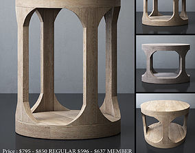 3D model MARTENS ROUND SIDE TABLE