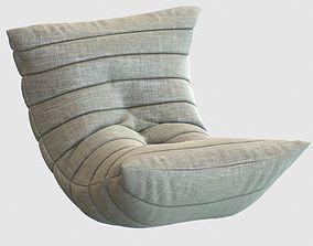Lounge Bag 3D model