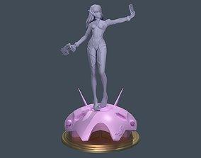 Overwatch - DVa 3D print model game