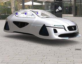 3D asset Affekta X-Fusion S2 BEST FUTURISTIC SCI-FI 2
