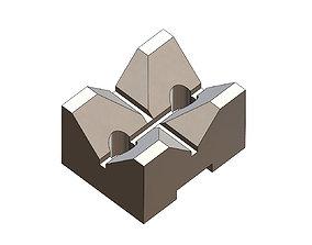 3D print model Machinist V-Blocks