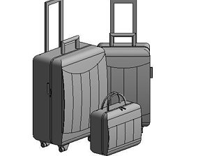 3d model Bags revit family 2009 furniture