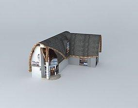 Guta salon 3D