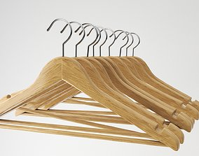 3D model clothes hanger clothing