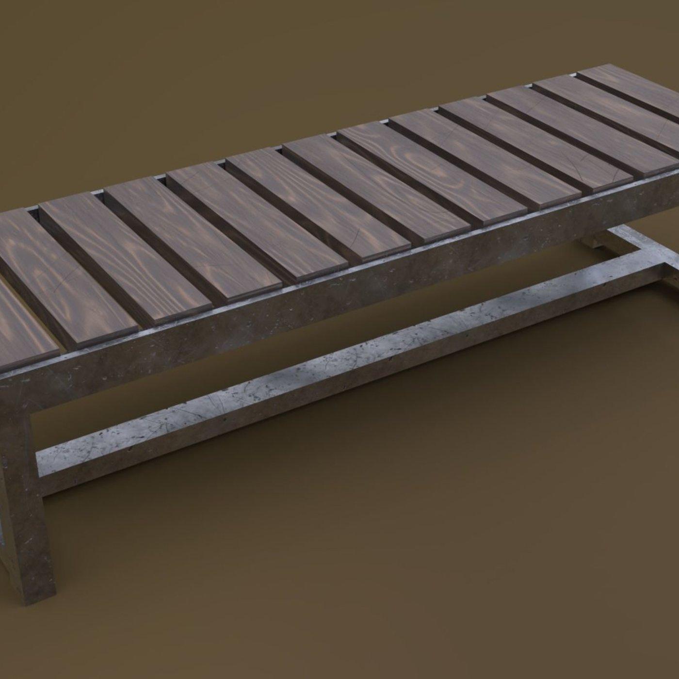 Bench 14 R