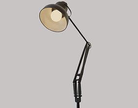 Anglepoise Desk Lamp 3D blender