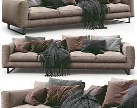 3D plaid Prostoria Sofa Elegance