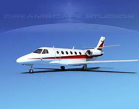 3D Cessna C560XL Citation V10