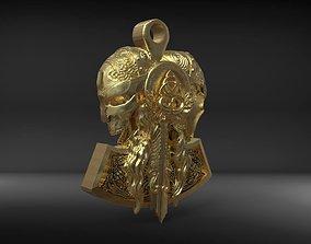 Mjolnir Skulls 3D print model