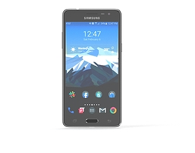 phone Samsung Galaxy J3 - Element 3D