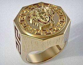 ring versace 3D printable model