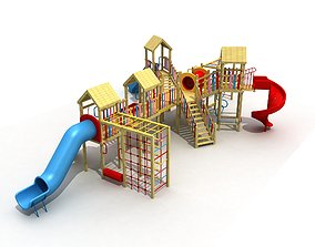 3D Huge Special Playground 011