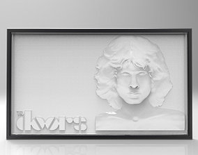 3D print model The Doors 10mm