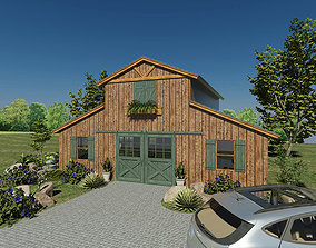 Barn to Home Conversion 3D