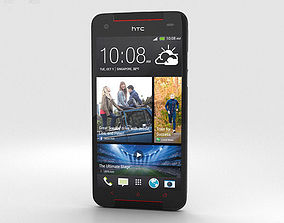3D HTC Butterfly S Gray