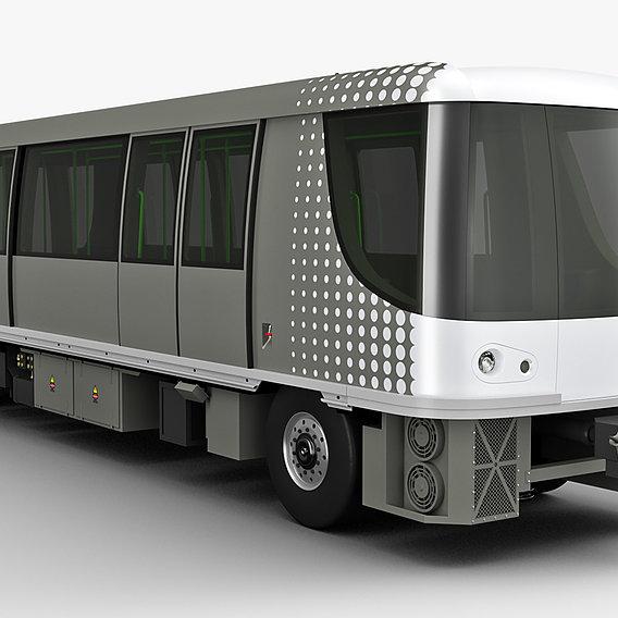 Bombardier Innovia APM 200