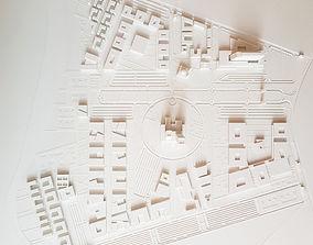 Site Plan for University 3D printable model