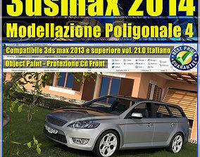 car 3ds max 2014 Object Paint vol 21 cd front