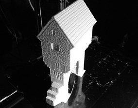 DOVECOTE PORCH OF TISSANDIE 3D printable model