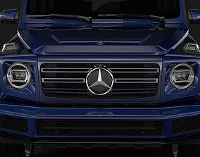 Mercedes Benz G 350d W464 2020 3D