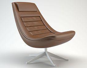 3D Alias Pio Manzu Chair