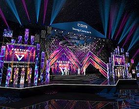 Concert Stage 3D