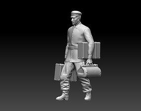 3D print model porter