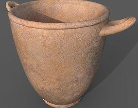 Medieval Terracotta Pot 3D model