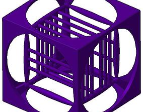 Dice present 3D printable model