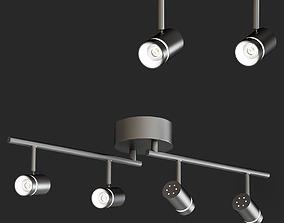 3D model Technical lighting 1