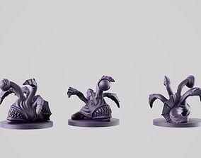 Sea Terror 3D print model