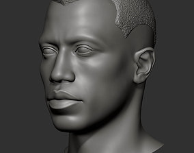 Wesley Snipes - Blade 3D print model