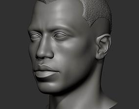 3D printable model Wesley Snipes - Blade
