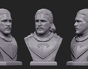 3D printable model Jon Snow bust 2