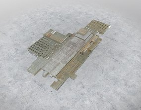EDDF Cargo Terminal 3 3D model