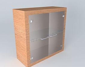 LOOK glassy cabinet 3D model