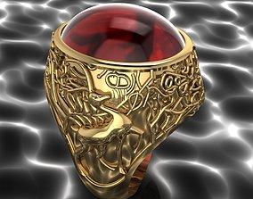 Ring 16 pendant-necklace 3D print model