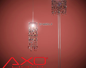 Axo Light Marylin 3D model