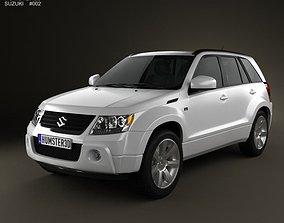 Suzuki Grand Vitara 2011 3D model