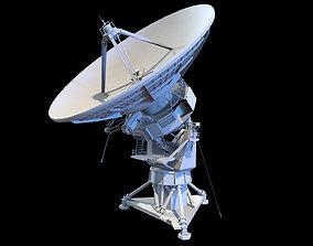 sci 3D model Radio Telescope